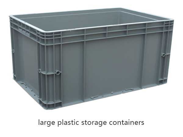 Where to buy large plastic storage containers?